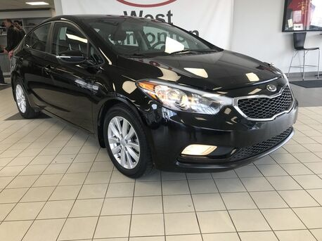 2015_Kia_Forte_LX+ Winter Edition FWD 1.8L *HEATED CLOTH SEATS & STEERING WHEEL/REARVIEW CAMERA/BLUETOOTH*_ Edmonton AB