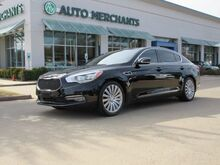 2015_Kia_K900_V8, LEATHER SEATS, NAVIGATION SYSTEM, SATELLITE RADIO, REAR PARKING AID, PREMIUM STEREO_ Plano TX