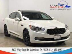 2015_Kia_K900_V8 PREMIUM NAVIGATION PANORAMA LEATHER HEATED AND COOLED SEATS R_ Carrollton TX