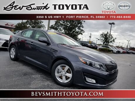 2015 Kia Optima 4DR SDN LX Fort Pierce FL