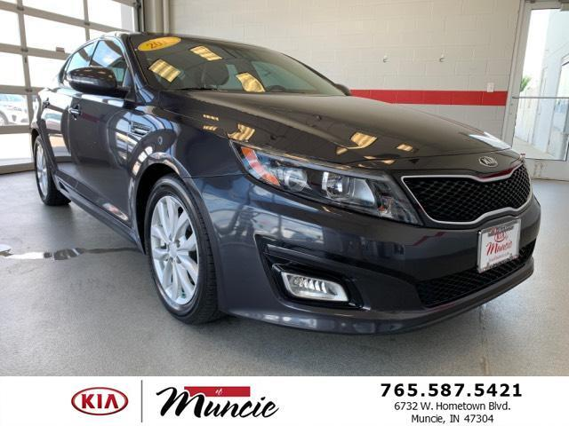 2015 Kia Optima 4dr Sdn EX Muncie IN