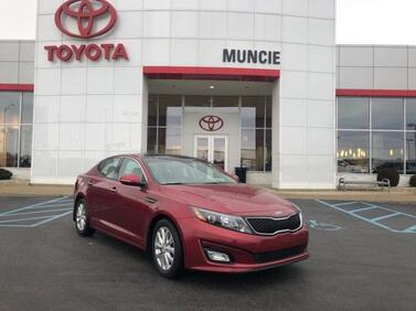 2015_Kia_Optima_4dr Sdn EX_ Muncie IN