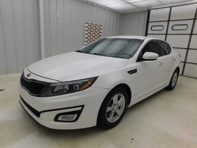 2015 Kia Optima 4dr Sdn LX Manhattan KS
