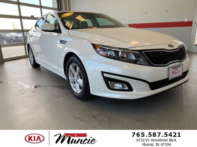 2015 Kia Optima 4dr Sdn LX Muncie IN