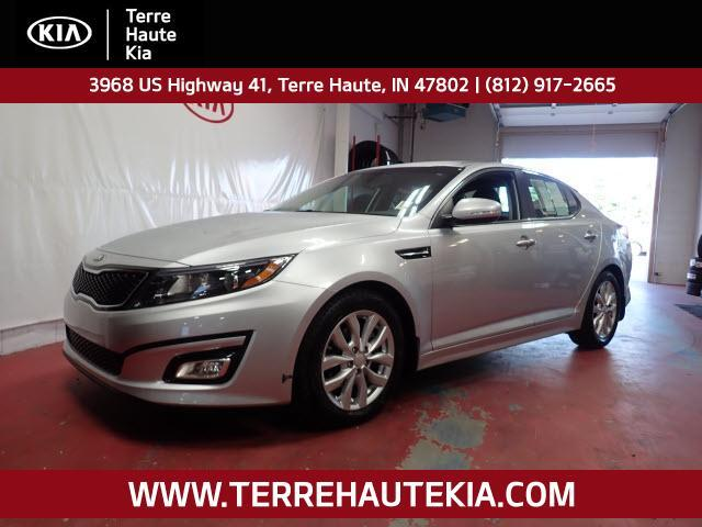 2015 Kia Optima 4dr Sdn LX Terre Haute IN
