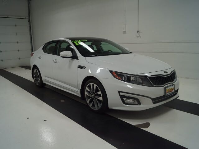 2015 Kia Optima 4dr Sdn SX Turbo Topeka KS
