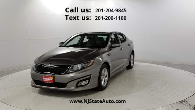 2015 Kia Optima 4dr Sedan LX Jersey City NJ