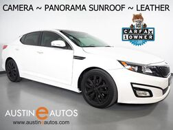 2015_Kia_Optima EX_*BACKUP-CAMERA, PANORAMA MOONROOF, LEATHER, CLIMATE SEATS, HEATED STEERING WHEEL, INFINITY AUDIO, PUSH BUTTON START, BLUETOOTH_ Round Rock TX