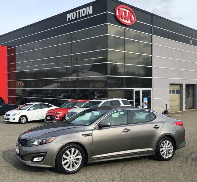 2015 Kia Optima EX Hackettstown NJ