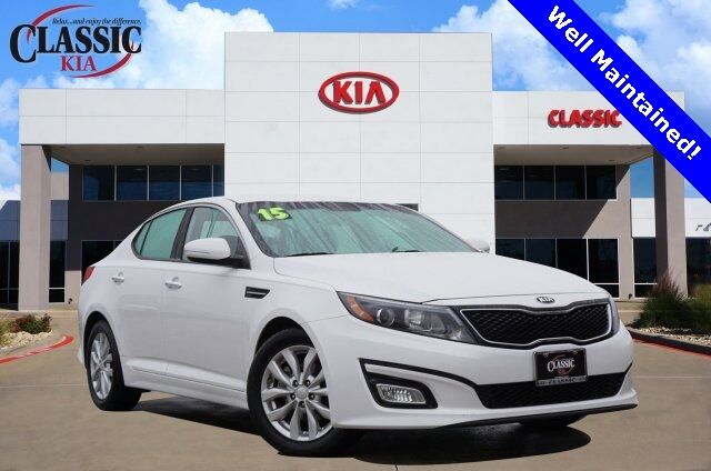 2015 Kia Optima EX Carrollton TX