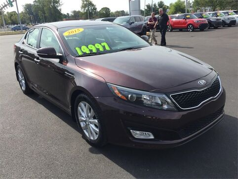 2015_Kia_Optima_EX_ Evansville IN