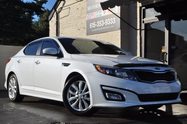 2015 Kia Optima EX GDI /Leather and Heated Seats/Bluetooth Nashville TN