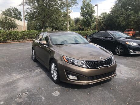 2015 Kia Optima EX Gainesville FL