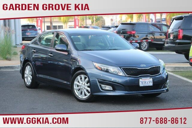 2015 Kia Optima EX Garden Grove CA