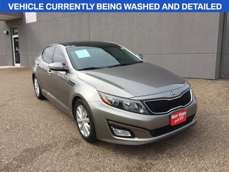 2015_Kia_Optima_EX_ Harlingen TX