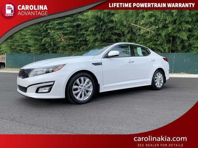 2015 Kia Optima EX High Point NC