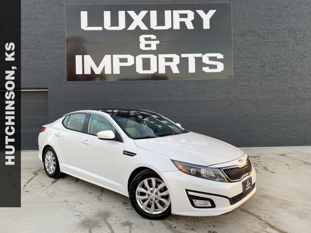 2015 Kia Optima EX Hutchinson KS