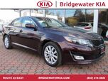2015 Kia Optima EX Sedan, Premium Package, Rear-View Camera, Infinity Premium Sound, Bluetooth Technology, Heated/Ventilated Leather Seats, Panorama Sunroof, 17-Inch Alloy Wheels,