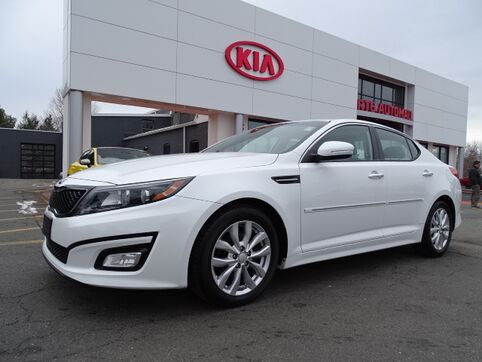 2015_Kia_Optima_EX_ Swansea MA