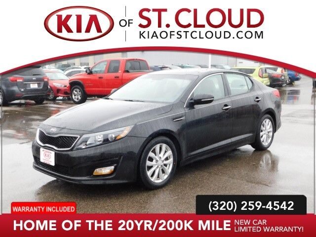 2015 Kia Optima EX St. Cloud MN