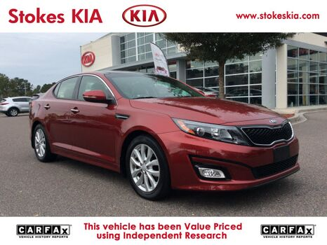 2015_Kia_Optima_EX_ Aiken SC
