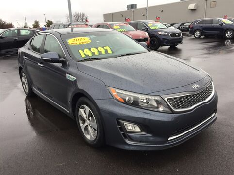 2015_Kia_Optima Hybrid_4DR SDN_ Evansville IN
