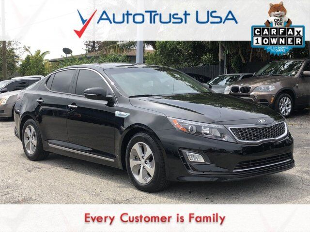 2015 Kia Optima Hybrid Base Miami FL