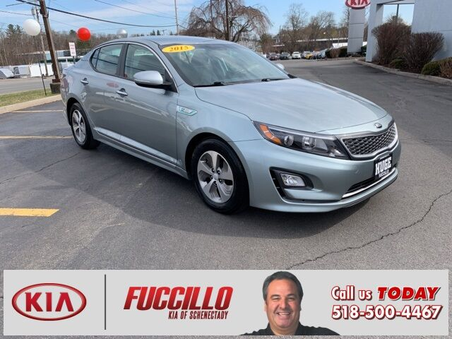 2015 Kia Optima Hybrid Base Schenectady NY