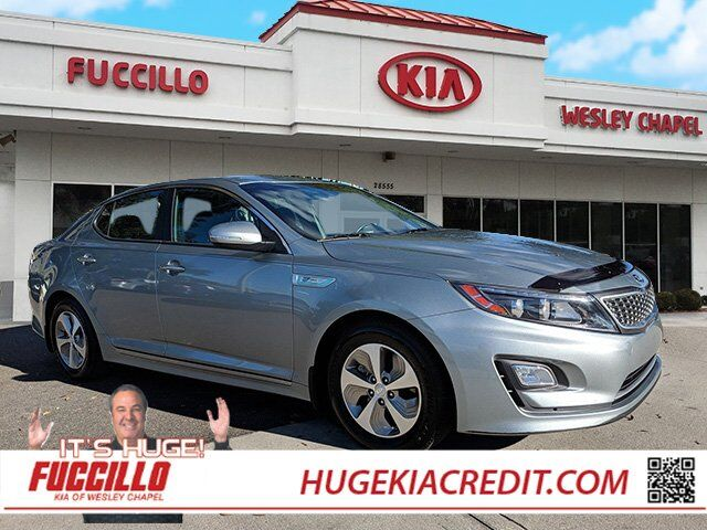2015 Kia Optima Hybrid Base Wesley Chapel FL
