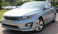 2015 Kia Optima Hybrid EX - w/ NAVIGATION & LEATHER SEATS