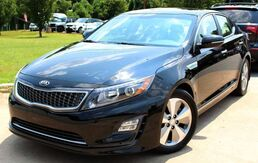2015_Kia_Optima Hybrid_EX - w/ NAVIGATION & LEATHER SEATS_ Lilburn GA