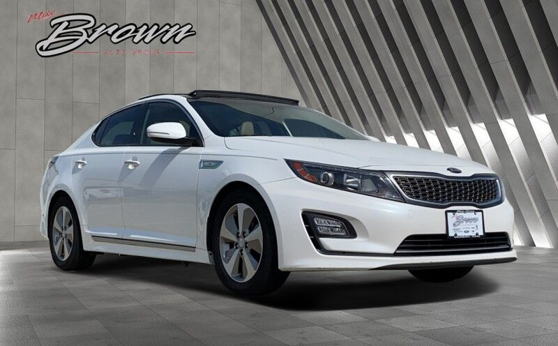 2015 Kia Optima Hybrid EX Granbury TX