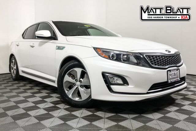 2015 Kia Optima Hybrid EX Hybrid Toms River NJ
