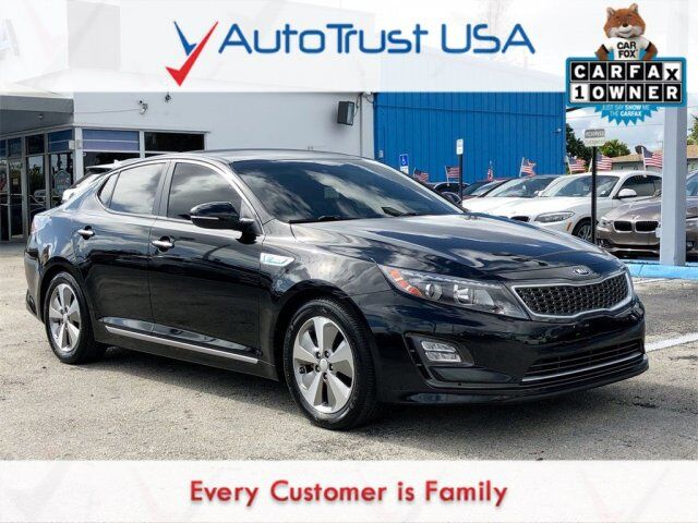 2015 Kia Optima Hybrid EX Miami FL