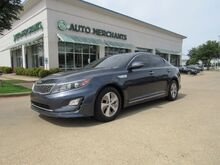 2015_Kia_Optima Hybrid_LX BLUETOOTH CONNECTIVITY, CLIMATE CONTROL, PUSH BUTTON START, SATELLITE RADIO_ Plano TX