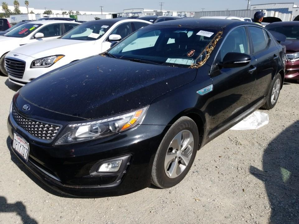 2015 Kia Optima Hybrid Sedan 4D Castro Valley CA
