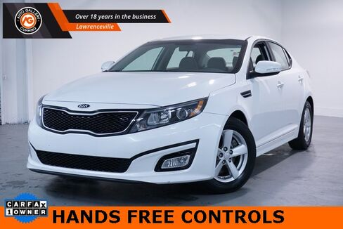 2015_Kia_Optima_LX_ Gainesville GA