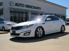 2015_Kia_Optima_LX CLOTH STS, BLUETOOTH CONNECTIVITY, AUX/USB INPUT, STEERING WHEEL CONTROLS_ Plano TX
