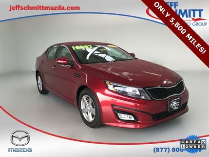 2015_Kia_Optima_LX_ Dayton area OH