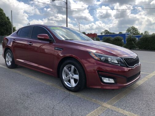 2015_Kia_Optima_LX_ Frankfort KY