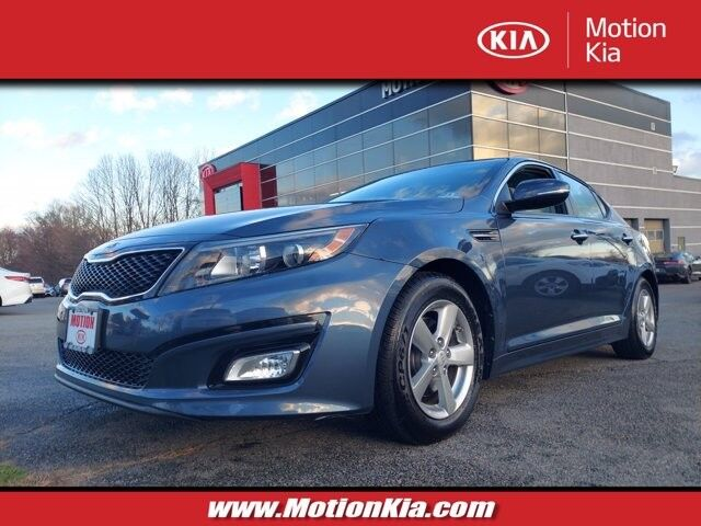2015 Kia Optima LX Hackettstown NJ