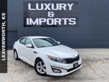 2015_Kia_Optima_LX_ Leavenworth KS