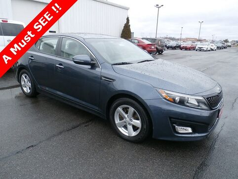 2015_Kia_Optima_LX_ Liverpool NY