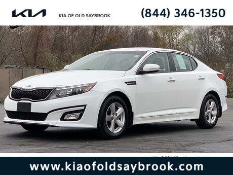 2015 Kia Optima LX Old Saybrook CT