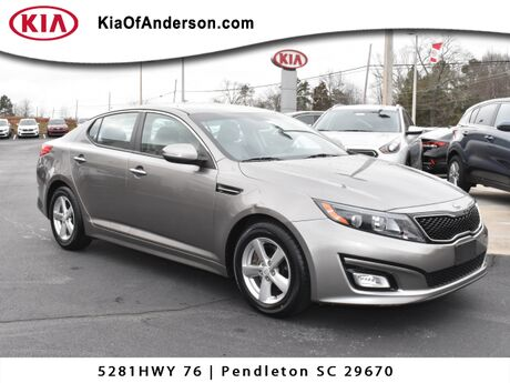 2015 Kia Optima LX Greenville SC