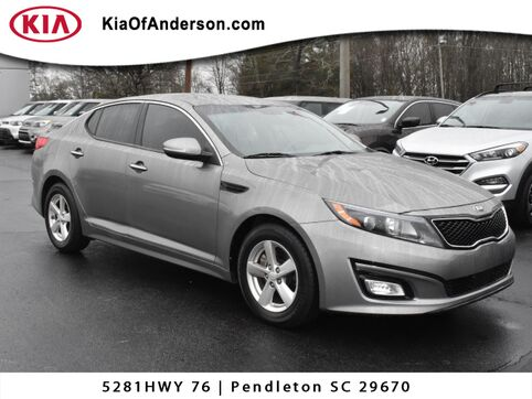 2015_Kia_Optima_LX_ Greenville SC