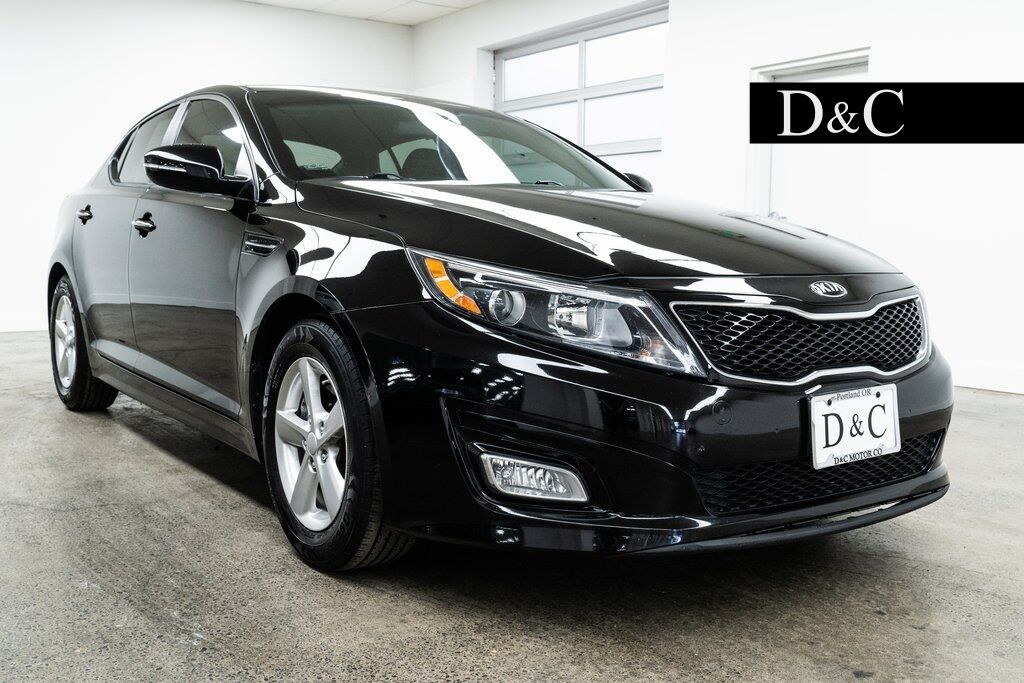 2015 Kia Optima LX Portland OR