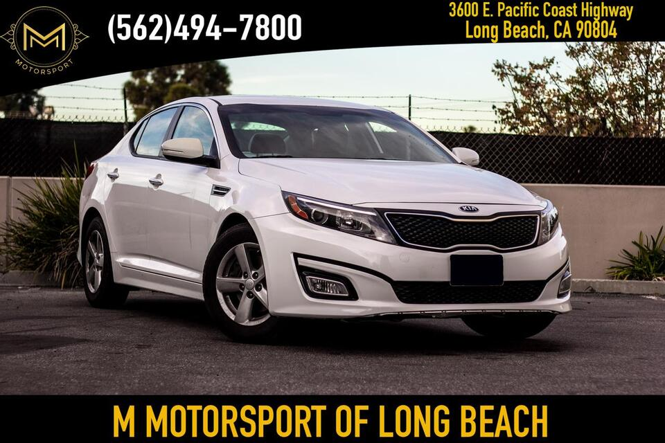 2015_Kia_Optima_LX Sedan 4D_ Long Beach CA