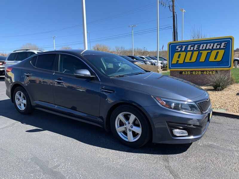 2015 Kia Optima LX St George UT