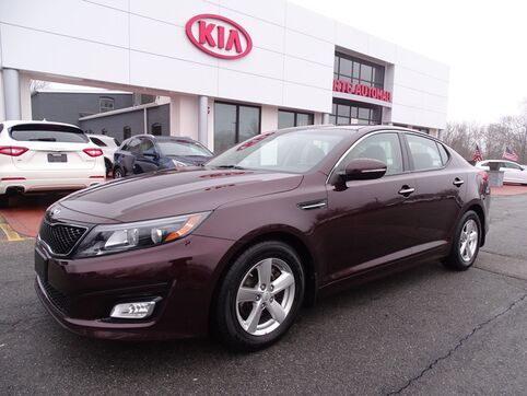 2015_Kia_Optima_LX_ Swansea MA